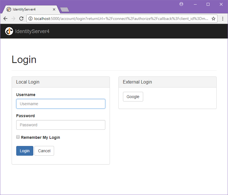 IdentityServer4 Without Entity Framework - Forty Years of Code